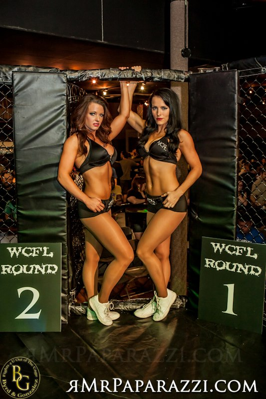 WCFL Ring Card Girls